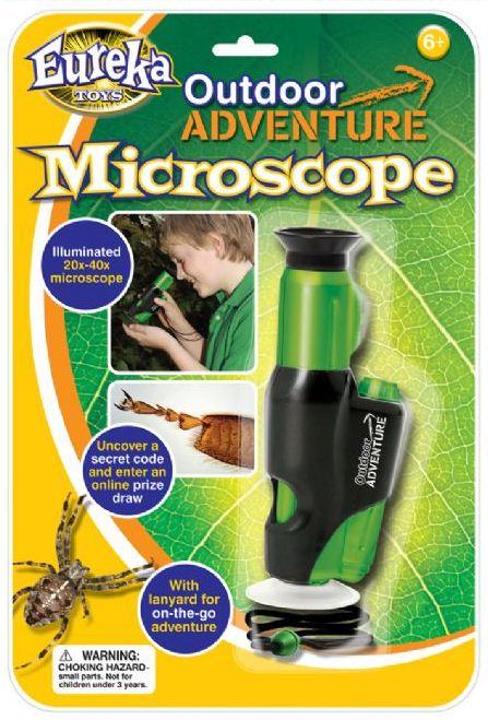 Outdoor Adventure - Mikroskop 20-40x zoom