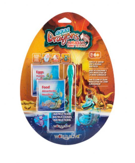 Aqua Dragons EGGrefill - náhradné vajíčka a kŕmenie