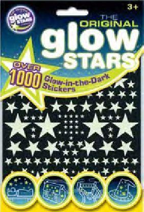 GlowStars Original GlowStars 1000 nálepek