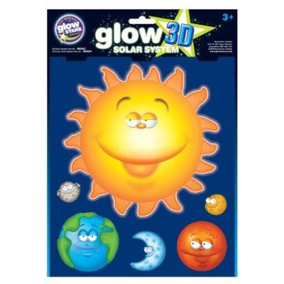 GlowStars Glow 3D Živá sluneční soustava