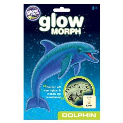 GlowStars Glow Morph Delfín