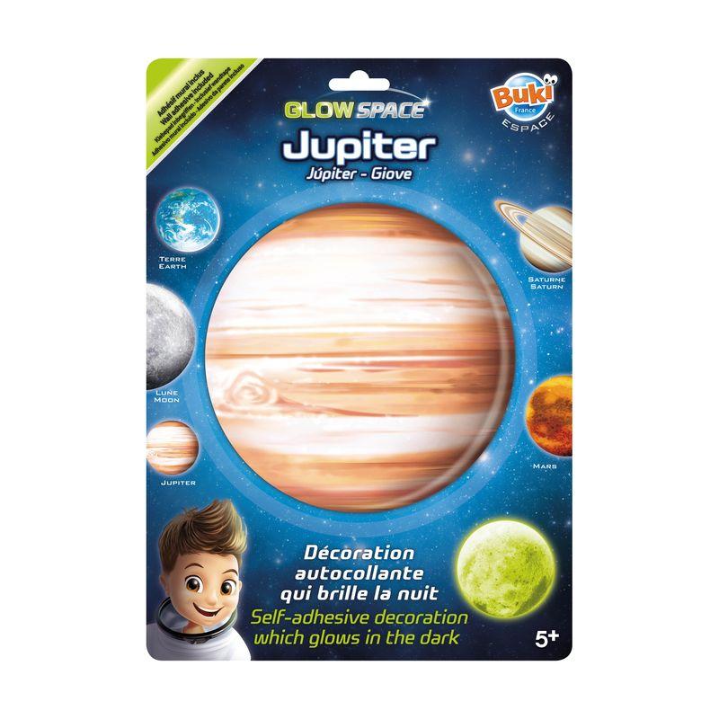 BUKI 3D Jupiter svítící dekorace na zeď